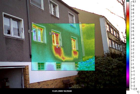 Umidit muffe condense indagini perizie tecniche specialistiche e rimedi - Ponte termico finestra ...